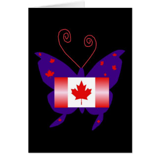 Kanadischer Diva-Schmetterling