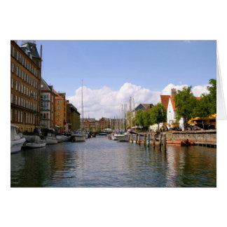 Kanalausflug, Kopenhagen Karte