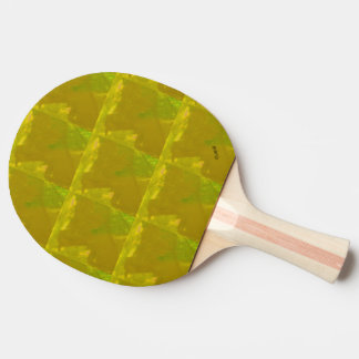 Kanarienvogel Tischtennis Schläger