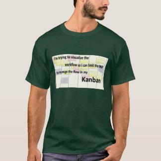 Kanban Brett beweglich T-Shirt
