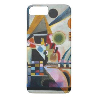Kandinskys abstraktes Malerei-Schwingen iPhone 8 Plus/7 Plus Hülle