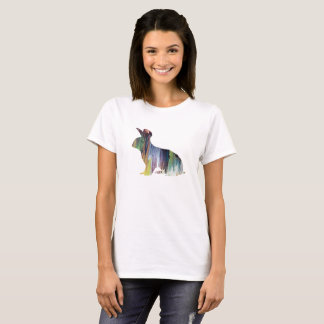 Kaninchenkunst T-Shirt
