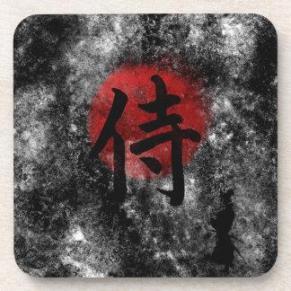 Kanji-SamuraiGrunge 2 Untersetzer