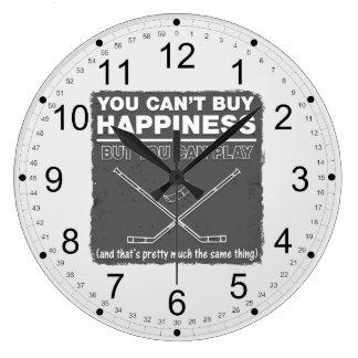 Kann Glück-Hockey nicht kaufen Uhren
