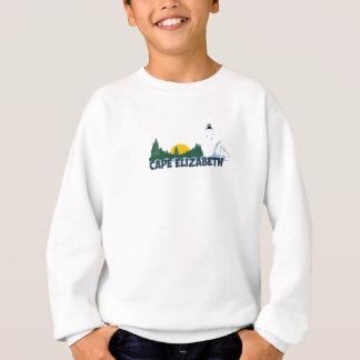 Kap Elizabeth. Sweatshirt