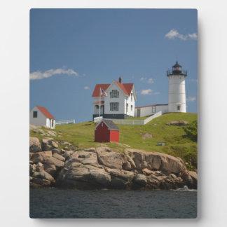 Kap Neddick Leuchtturm Fotoplatte