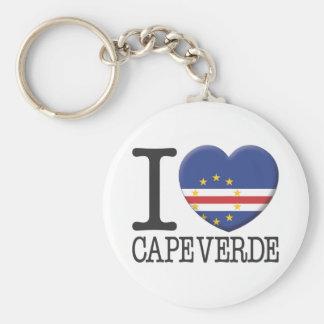 Kap-Verde Schlüsselanhänger