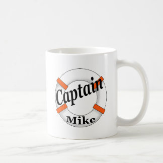 Kapitän Mike Gear Tasse