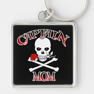 Kapitän Mom (Rose) Keychain Schlüsselanhänger