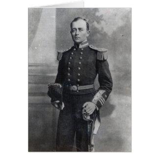 Kapitän Robert Falcon Scott Karte