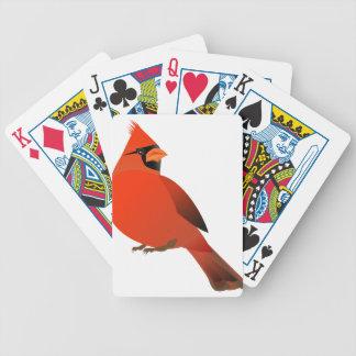 Kardinal #3 bicycle spielkarten