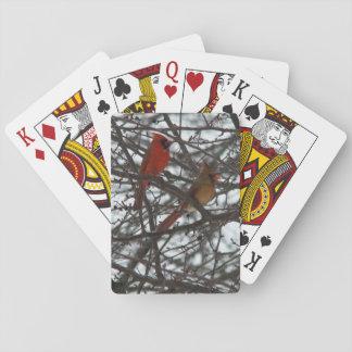 Kardinals-Spielkarten Spielkarten