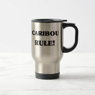 Karibu-Regel Edelstahl Thermotasse