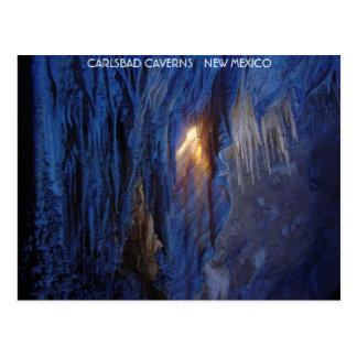 Karlsbad-Höhlen-New Mexiko Postkarten