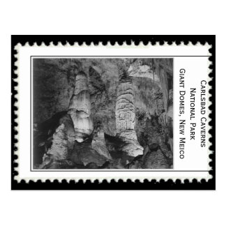 Karlsbad-Höhlen Postkarten