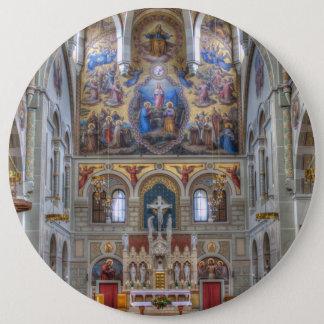 Karmelitenkirche Runder Button 15,3 Cm