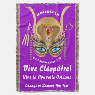 Karneval Cleopatra VII gelesen über Entwurf unten Decke