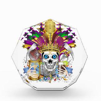 Karneval der König der Zeit Auszeichnung