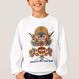 Karneval-Fußball denken, dass er, Anmerkungen früh Sweatshirt