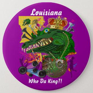 Karneval-Karnevals-Ereignis sehen bitte Runder Button 15,3 Cm