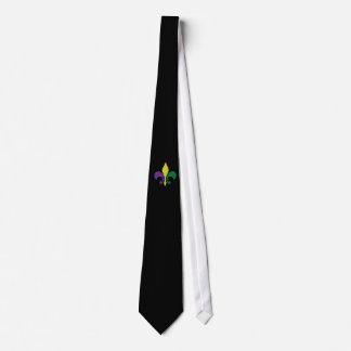 Karneval ~ Lilie Individuelle Krawatten