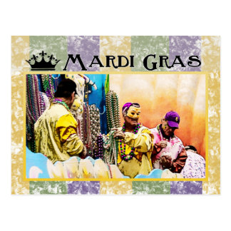 Karneval Postkarten
