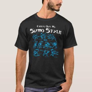 Karo heraus mein Sumo-Art-T - Shirt