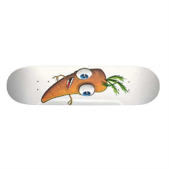 Karotte Skateboarddeck