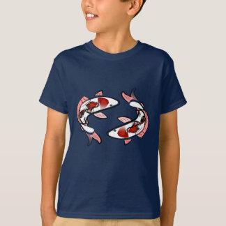 Karpfen Kohaku Koi T - Shirts