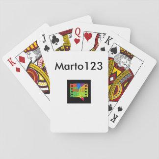 Karten Marto123 Spielkarten