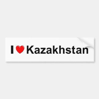Kasachstan Autoaufkleber