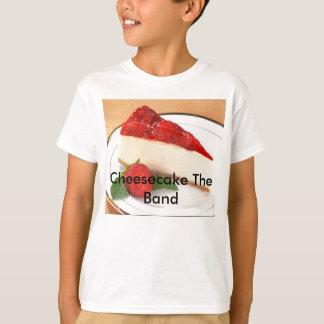 Käsekuchen das Band T-Shirt