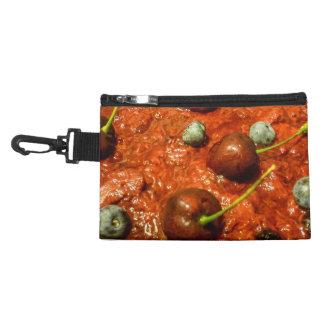 Käsekuchen-Detail-Foto Kulturtasche
