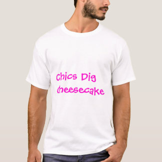 Käsekuchen rox! T-Shirt