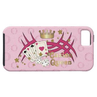 Kasino-Königin Schutzhülle Fürs iPhone 5