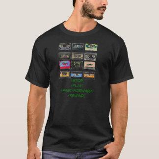 Kassetten, T-Shirt