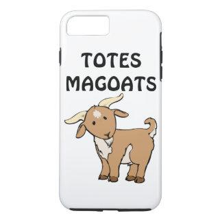 KASTEN DER TASCHEN-MAGOATS iPhone 7 PLUS HÜLLE