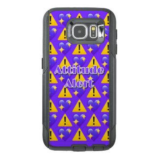 Kasten Haltungs-wachsamer Samsung-Galaxie-S6