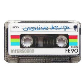 Kasten Kassetten-IPod 4 iPod Case-Mate Hüllen