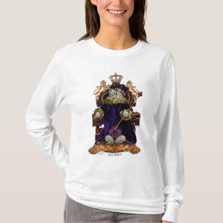 Kat-König!  durch Tyber Katz T-Shirt