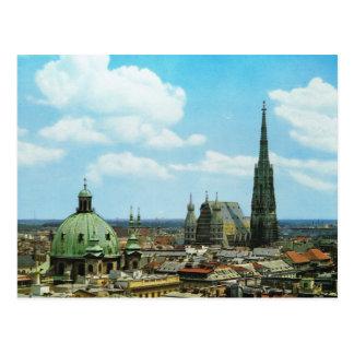 Kathedrale Wiens, St Stephen, Österreich Postkarten
