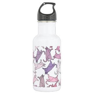 Kätzchen überall! trinkflasche