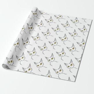 Katze Geschenkpapier