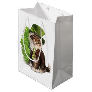Katze-Kobold Mittlere Geschenktüte
