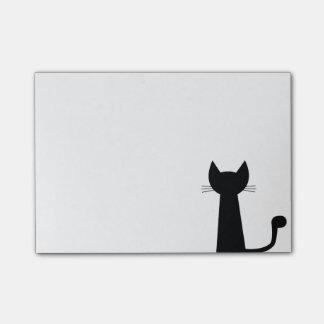 Katze Post-it Haftnotiz