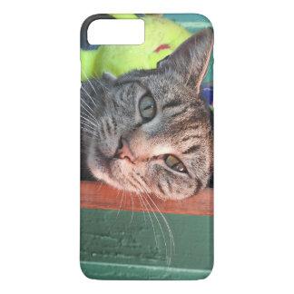 Katzen-Liebe iPhone 7 Plus Hülle