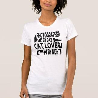 Katzen-Liebhaber-Fotograf T-Shirt