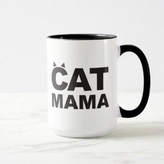 Katzen-Mutter Mug Tasse