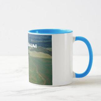 Kauai-Wasserfall-Kaffeetasse Tasse