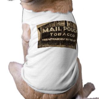 Kauen-Post-Beutel-Tabak-Scheune Shirt